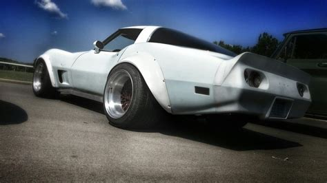 1978 c3 corvette widebody ls1 turbo race car (With images