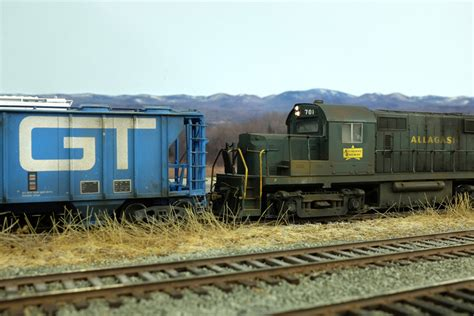 Mike Confalone's Allagash Railway - Railfan Images from